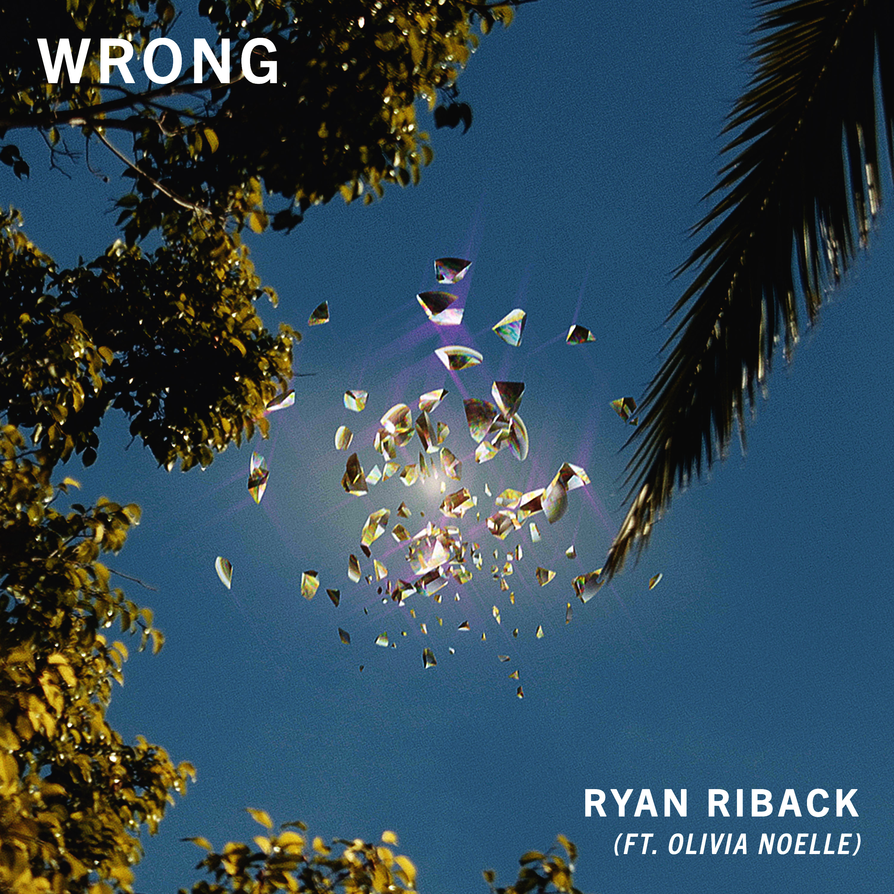 Ryan Riback releases 'Wrong' featuring Olivia Noelle
