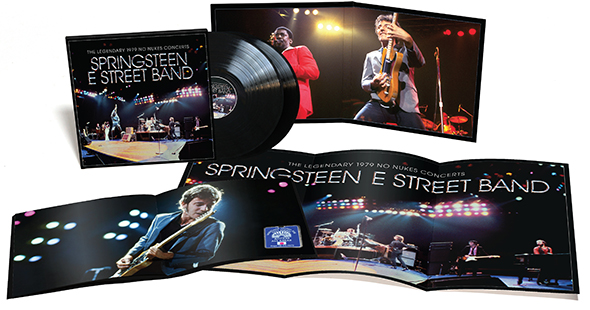 Check out Bruce's new box set of his Legendary 1979 No Nukes Concerts